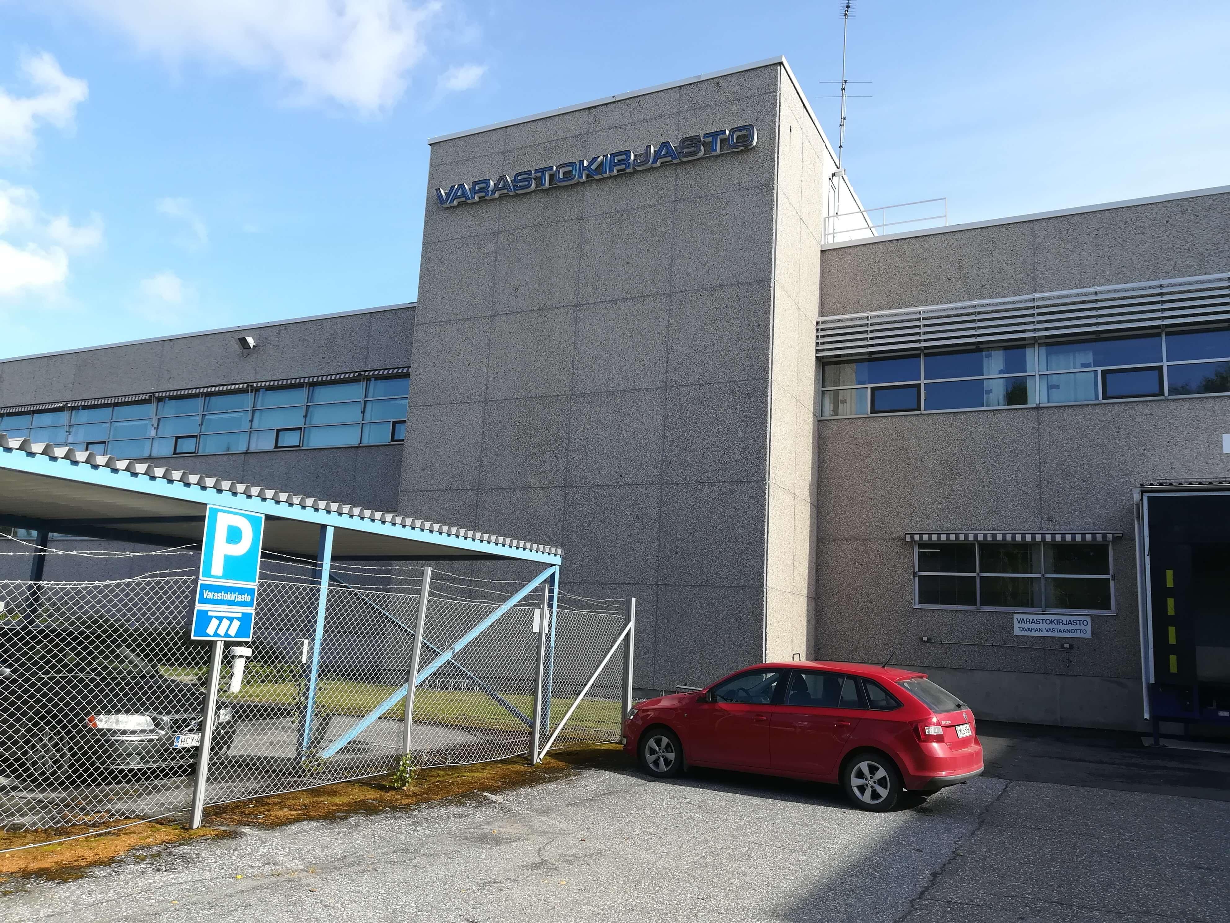 Kuopion Kirjasto